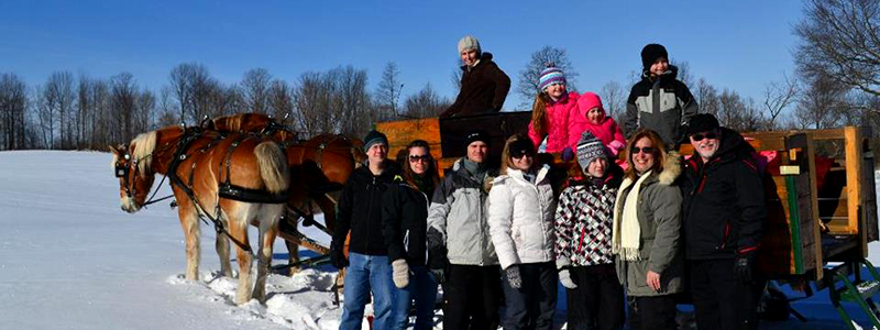 Photo of Hay and Sleigh Rides 8