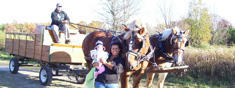 Photo of Hay and Sleigh Rides 9