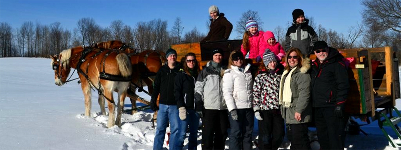 Photo of Hay and Sleigh Rides 19