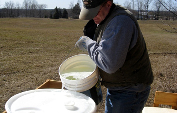 Making Maple Syrup 3